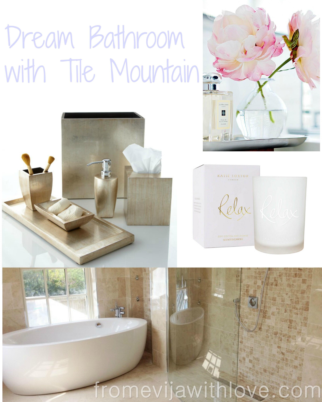 Dream Bathroom: Dream Bathroom Competition With Tile Mountain